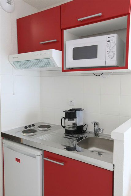 Cuisine Equipee Pour Studio Etudiant Appartement Etudiant