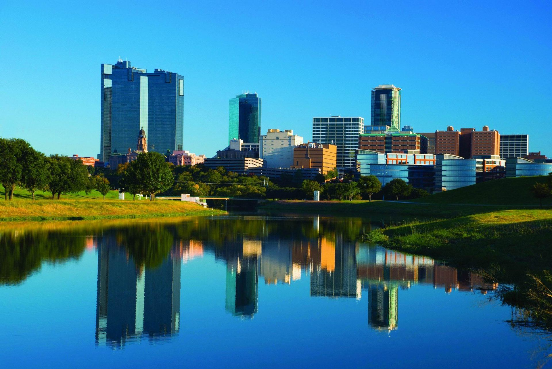 Fort Worth Skyline , Fort Worth ,texas photos, wallpapers ...