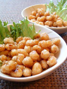 水 煮 レシピ 大豆