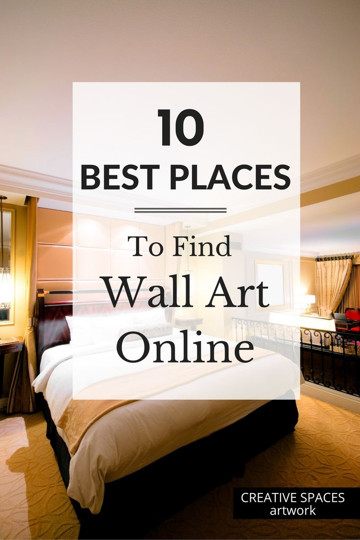 The best places to find wall art for your home home decor