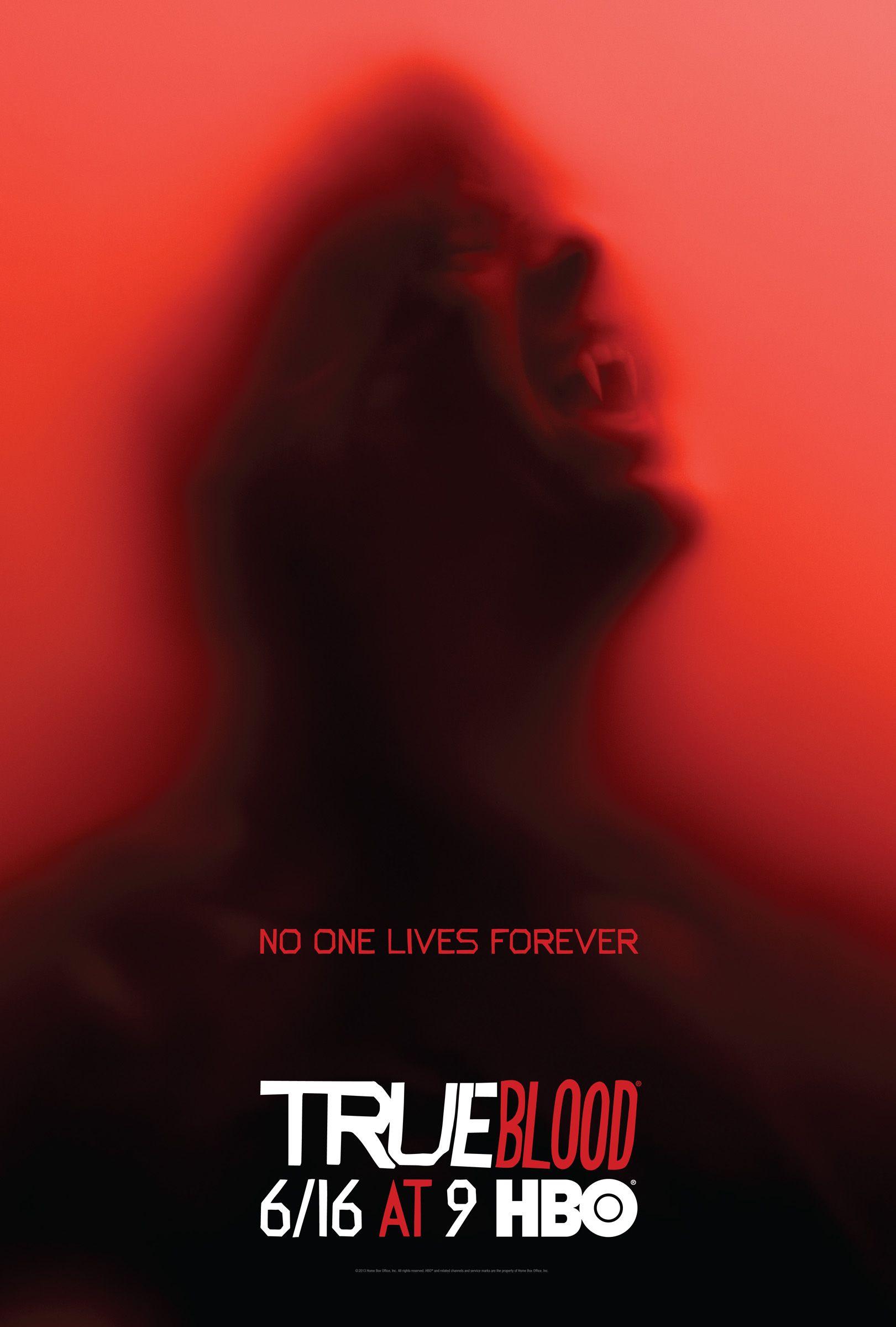 É aterrorizante o  pôster da 6ª temporada de True Blood