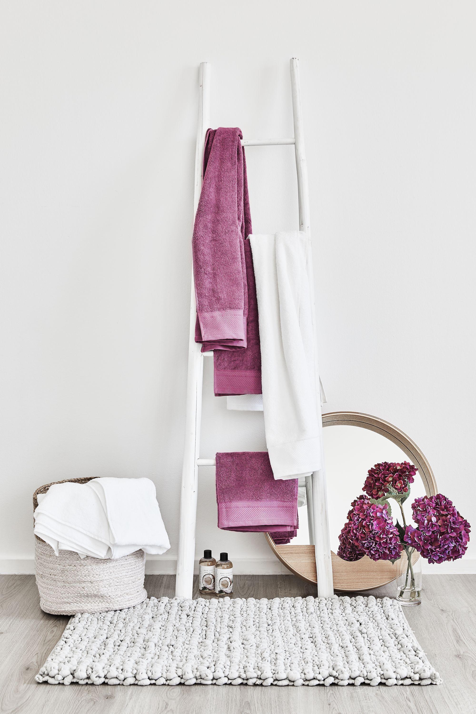 Handtuch leiter rack ladder badezimmer badezimmer baden handtuchhalter - Leiter badezimmer ...