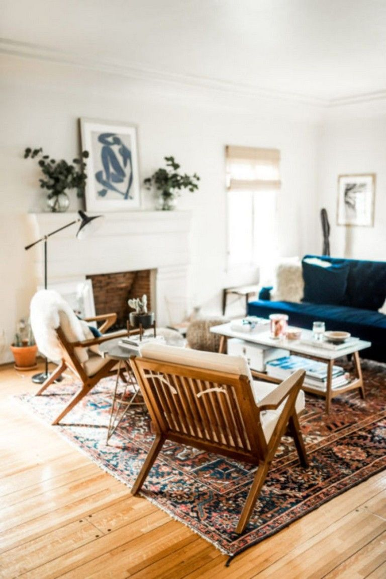 35 Famous Mid-Century Living Room Furniture Ideas images