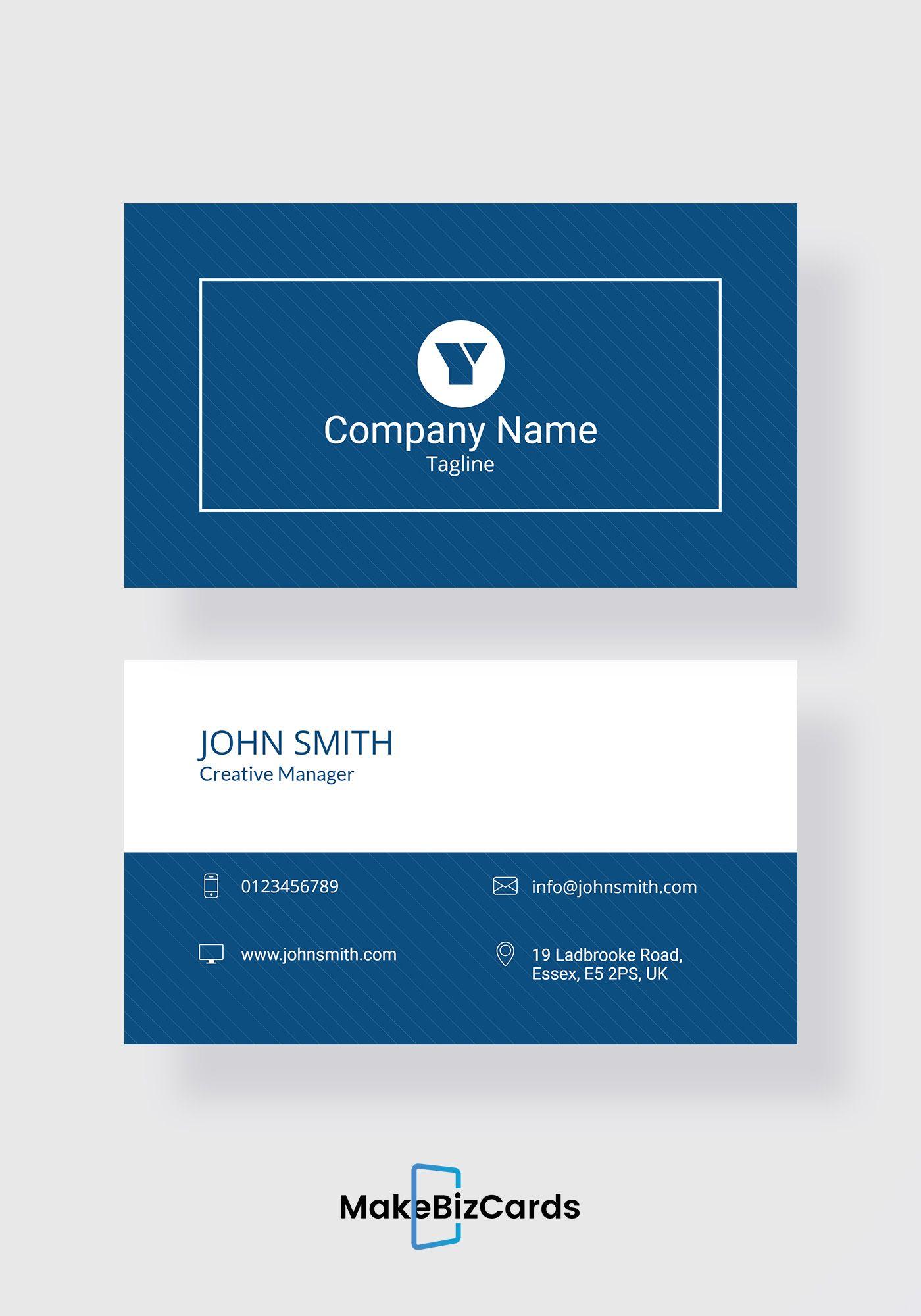 Free Entrepreneur Business Card Entrepreneur Business Cards