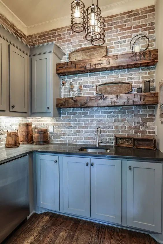 Photo of 10+ Trending Kitchen Accent Wall Ideas