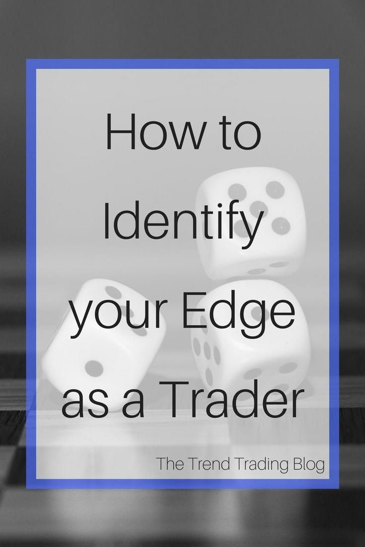 If youre trading without an edge then youre actually