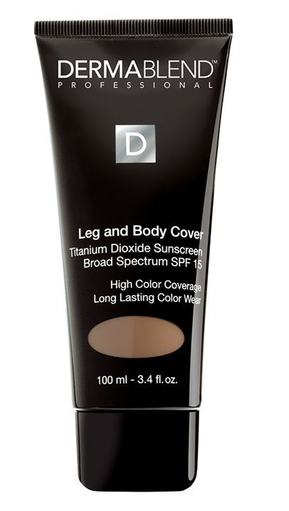 Dermablend Leg And Body Cover Creme Spf 15 Dermablend Self Tanning Spray Skin Tone Shades