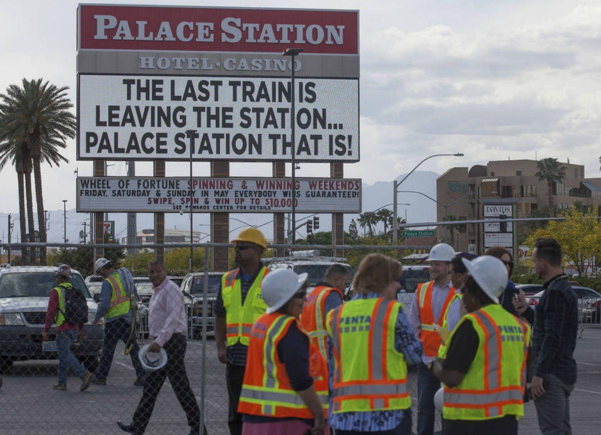 Palace Station in Las Vegas Unveils 192M Renovation
