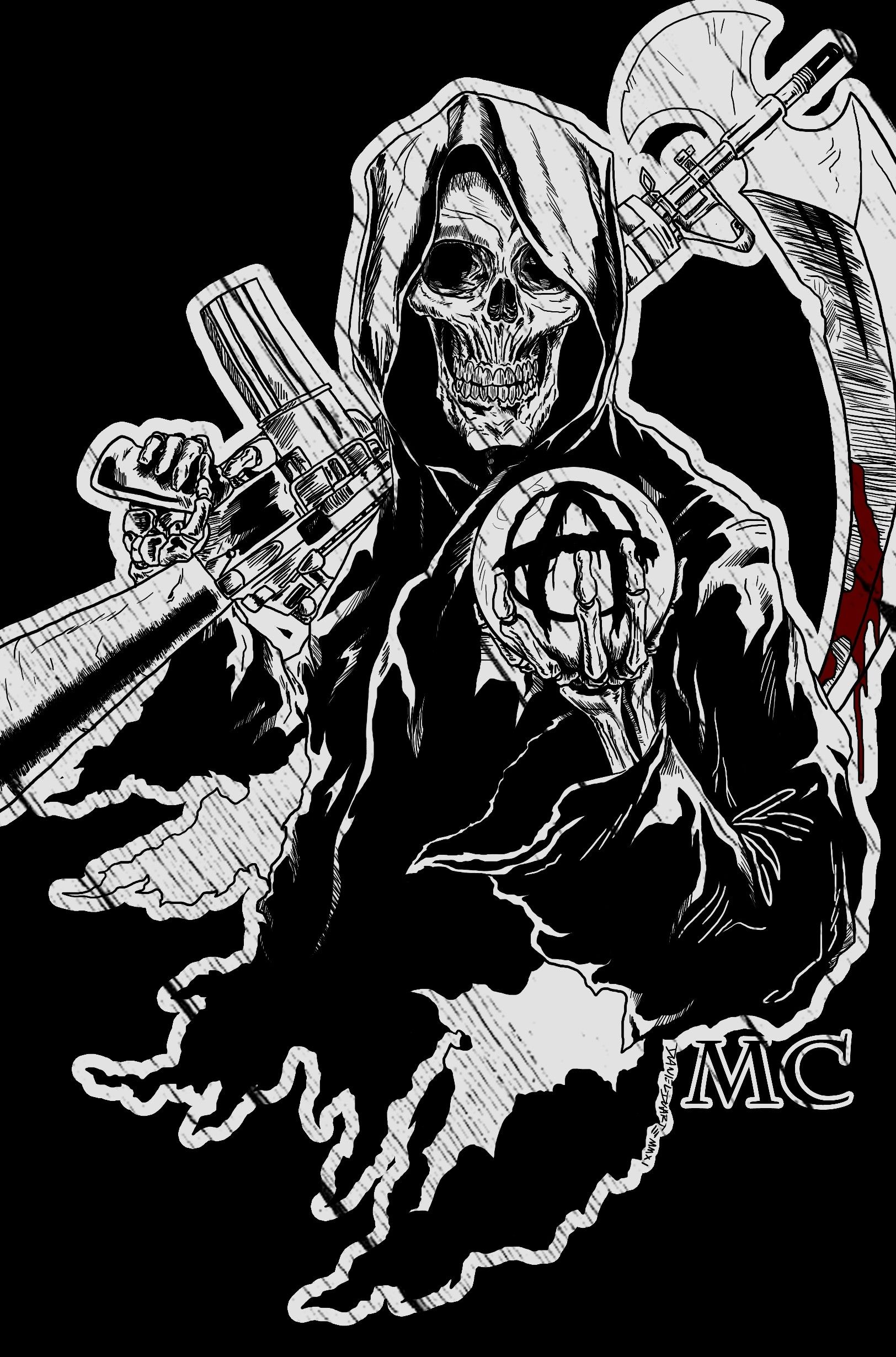 Sons Of Anarchy Wallpaper Iphone 70 Images Sons Of Anarchy Tattoos Sons Of Anarchy Anarchy