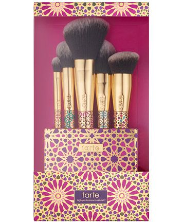6-Pc. Back To School Tools Brush Set by Tarte #8