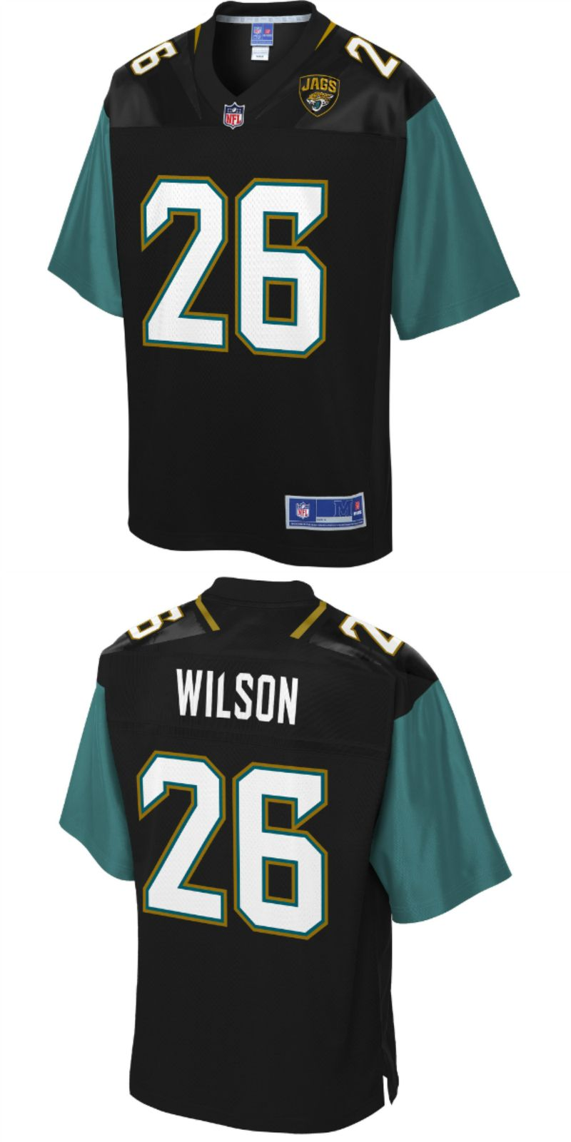 on sale c19c2 bdd6c UP TO 70% OFF. Jarrod Wilson Jacksonville Jaguars NFL Pro ...