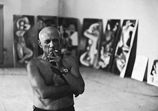 Picasso's Paris studio where he worked and lived for 19 years is made a National Landmark.