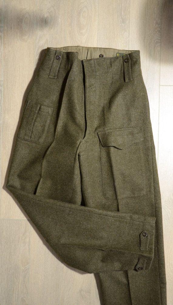 4c75346ac2c29 new unissued military trousers | jodhpurs | Trousers, Cotton ...