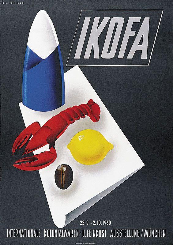 Ikofa - München - 1960 - (Schneider) -
