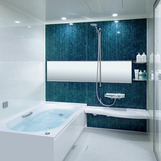 Lixil 浴室 マンションリフォーム用システムバスルーム リノビオv