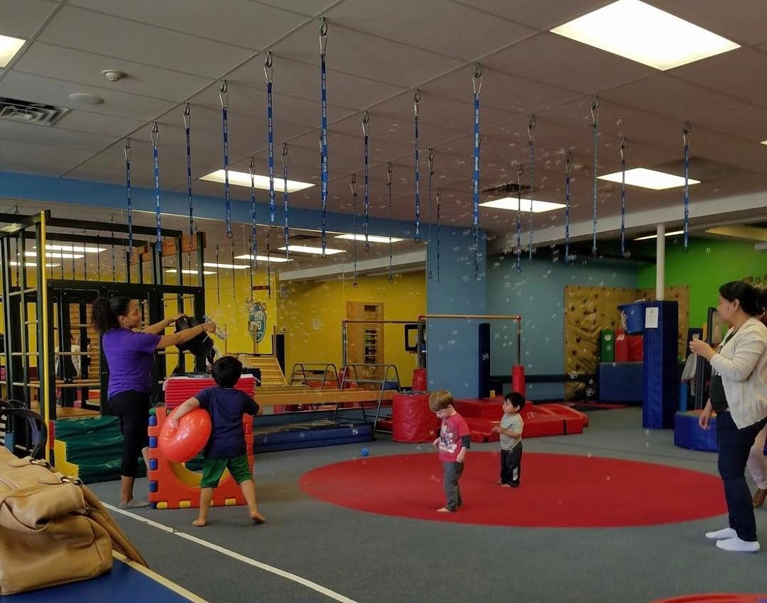 Bring your kiddies to my gym childrens fitness center in