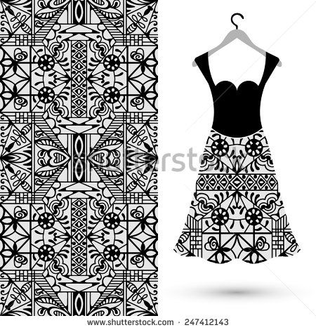 Dress Design Stock Photos, Images, & Pictures   Shutterstock