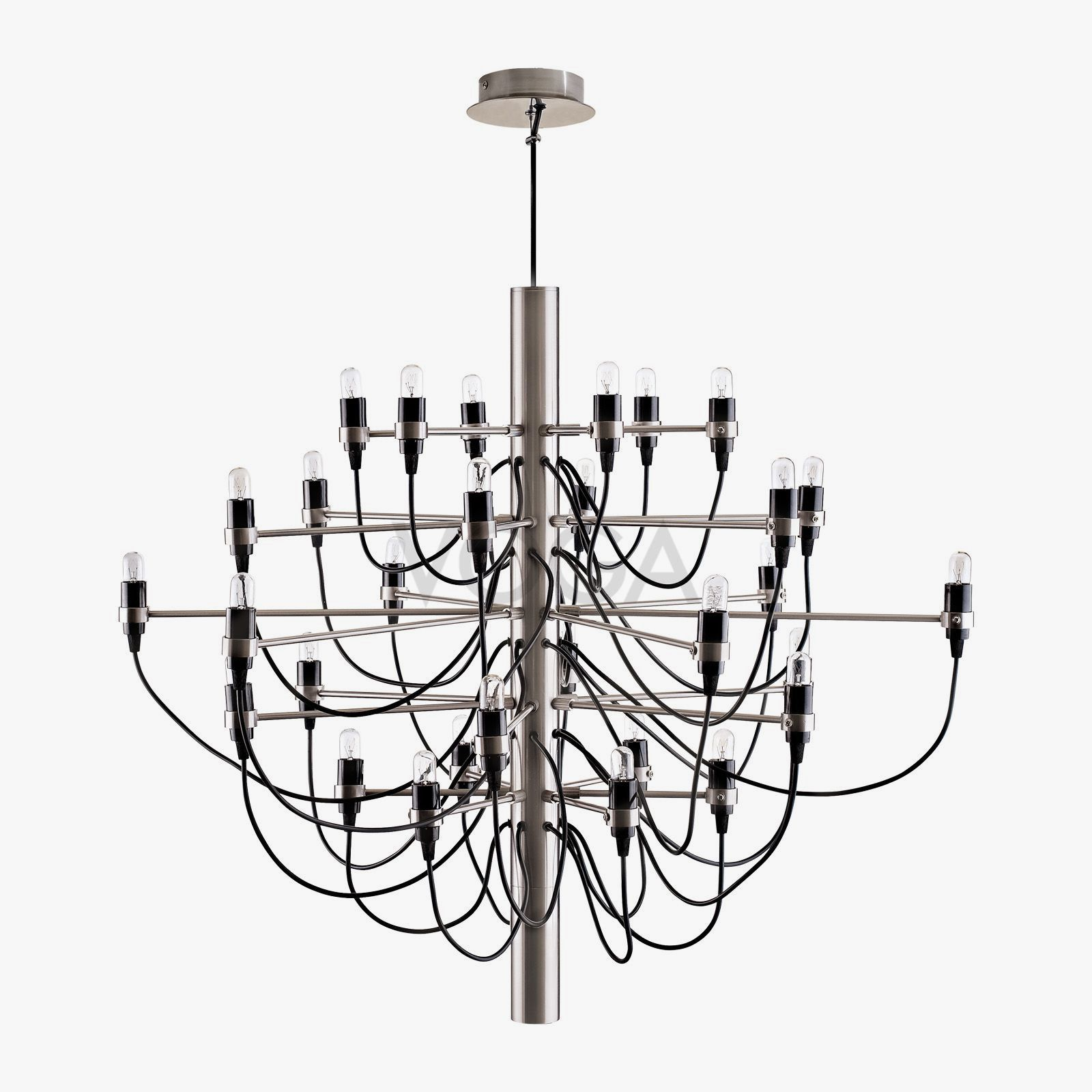 Gino Sarfatti Chandelier Designer Lamps Voga