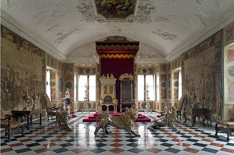 Rosenborg Castle - The Knights' Hall
