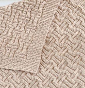 Easy Baby Blanket Knitting Patterns Knitting Patterns Blanket And