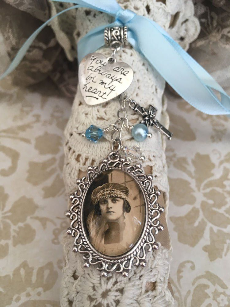38++ Wedding bouquet charms memorial information