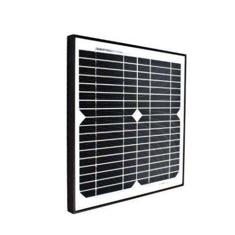 Goliath 15 Watt 15w Solar Panel Module 12v Battery Charging