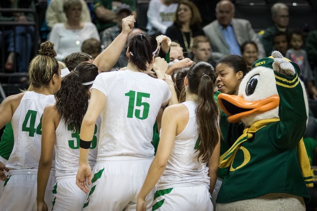 Puddles Cheers On The University Of Oregon Women S Basketball Team Basketball Clothes Womens Basketball Cycling Women
