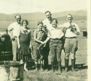 1930sPREGNANT
