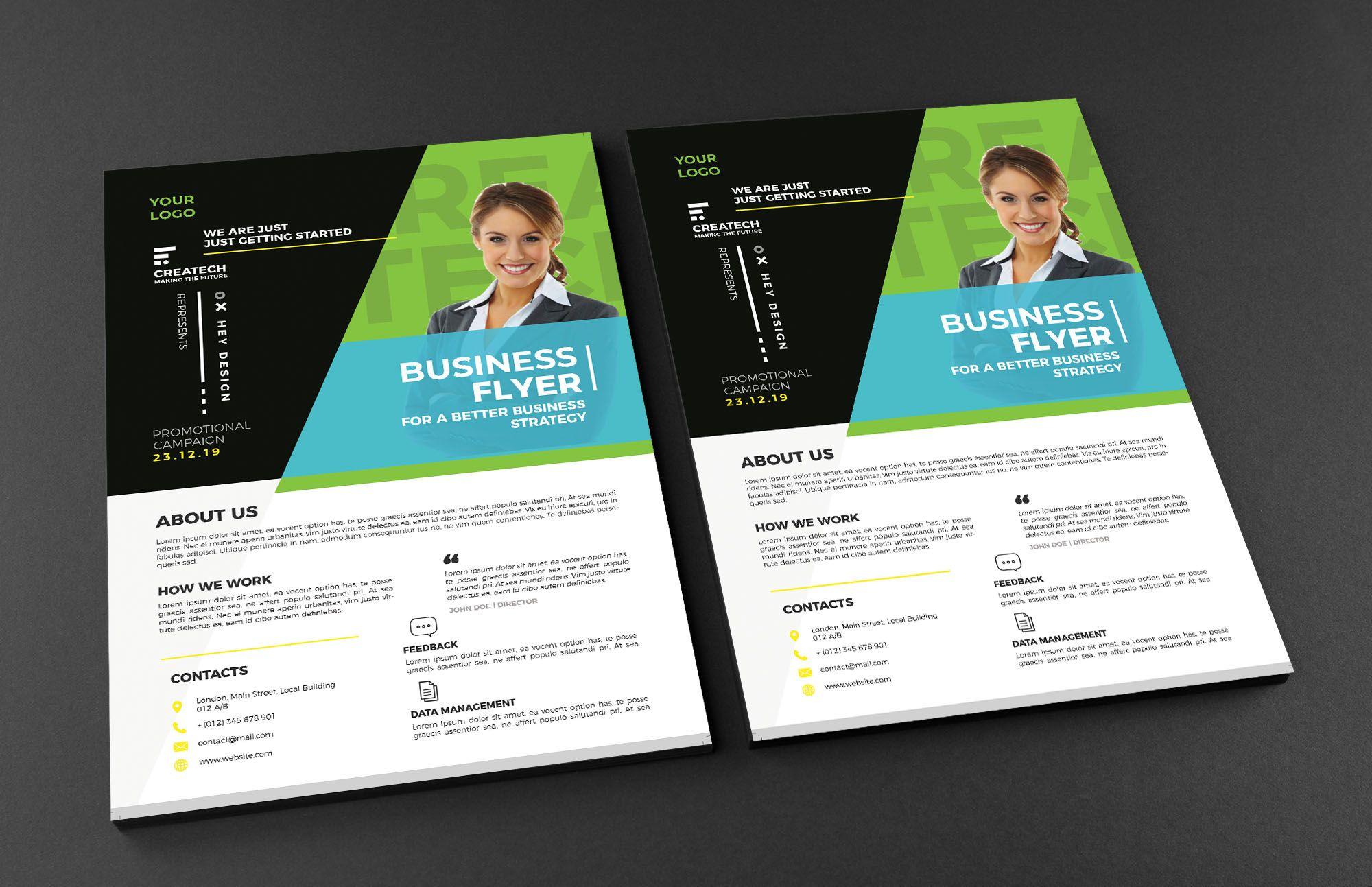 Pushpo Pro I Will Do Professional Business Flyers Design 12 Hours For 5 On Fiverr Com Business Flyer Flyer Design Flyer