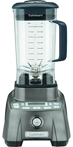 Best Cuisinart Blenders Review at http://hisandherwishlist.com Cuisinart CBT-2000 3.5 Peak Hurricane Pro Blender, Gun Metal