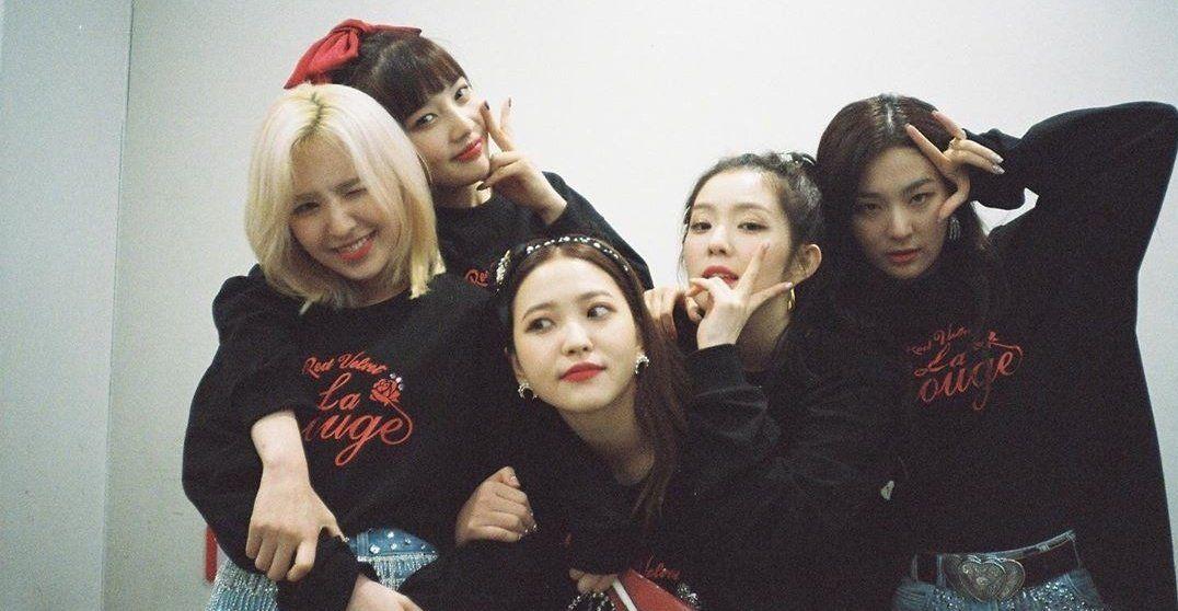 Eggy On Twitter Red Velvet Velvet Red Velvet Joy