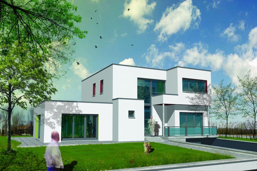 Maison Trabeco Panoramique   Construction Maison Vosges Meurthe Et Moselle  Haute Saone