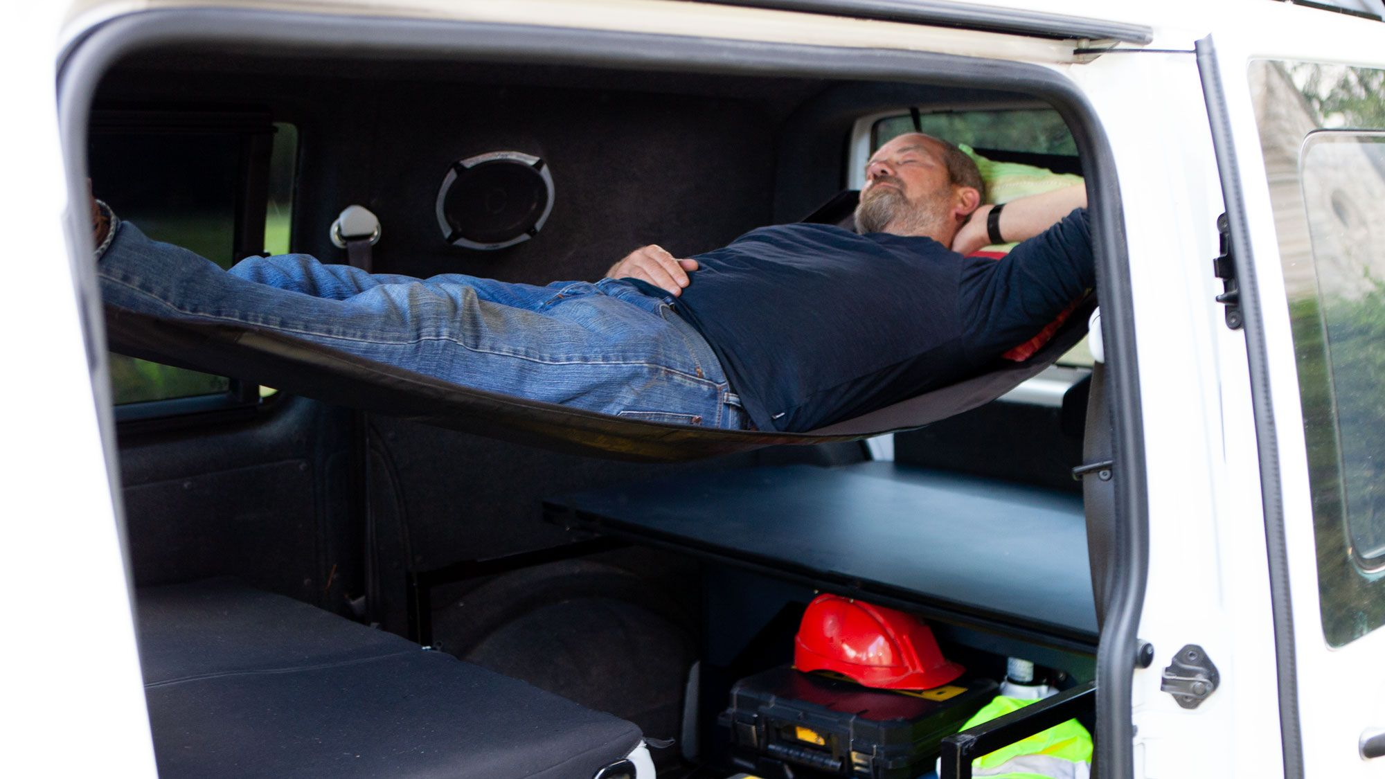 Highway hammocks according to a national poll over 13 of