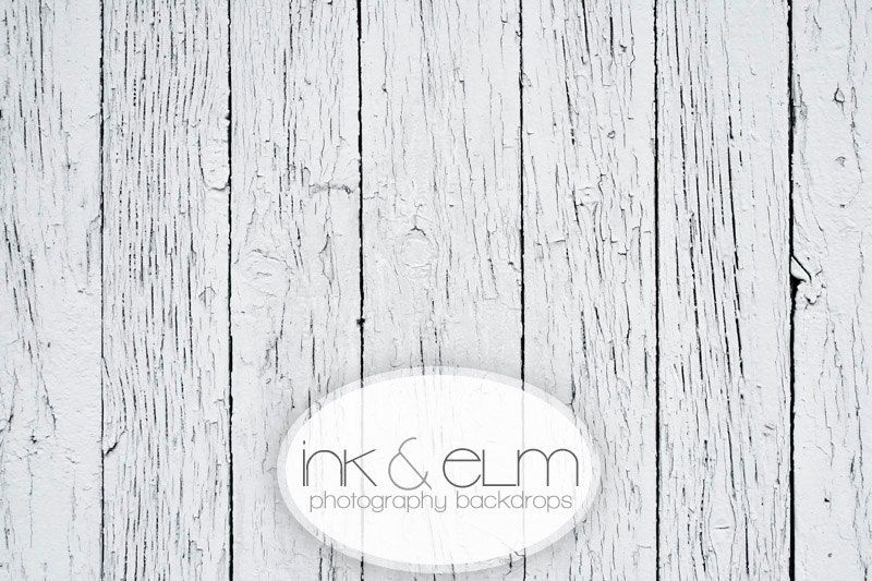 Vinyl Photography Backdrop 5ft X Background Floor Vintage Distressed White Wood Photo Woodslats