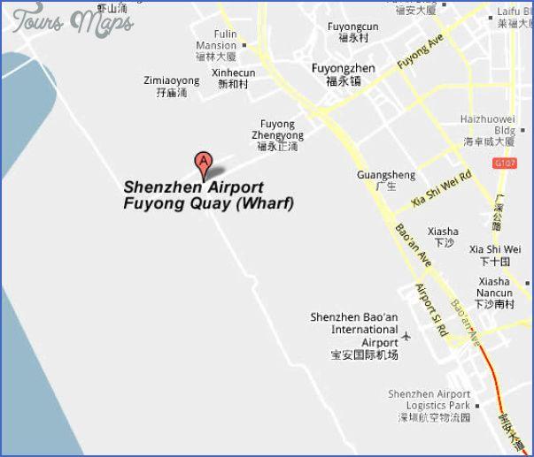 Shenzhen Fuyong Map Map Holiday Travel Holiday Vacations