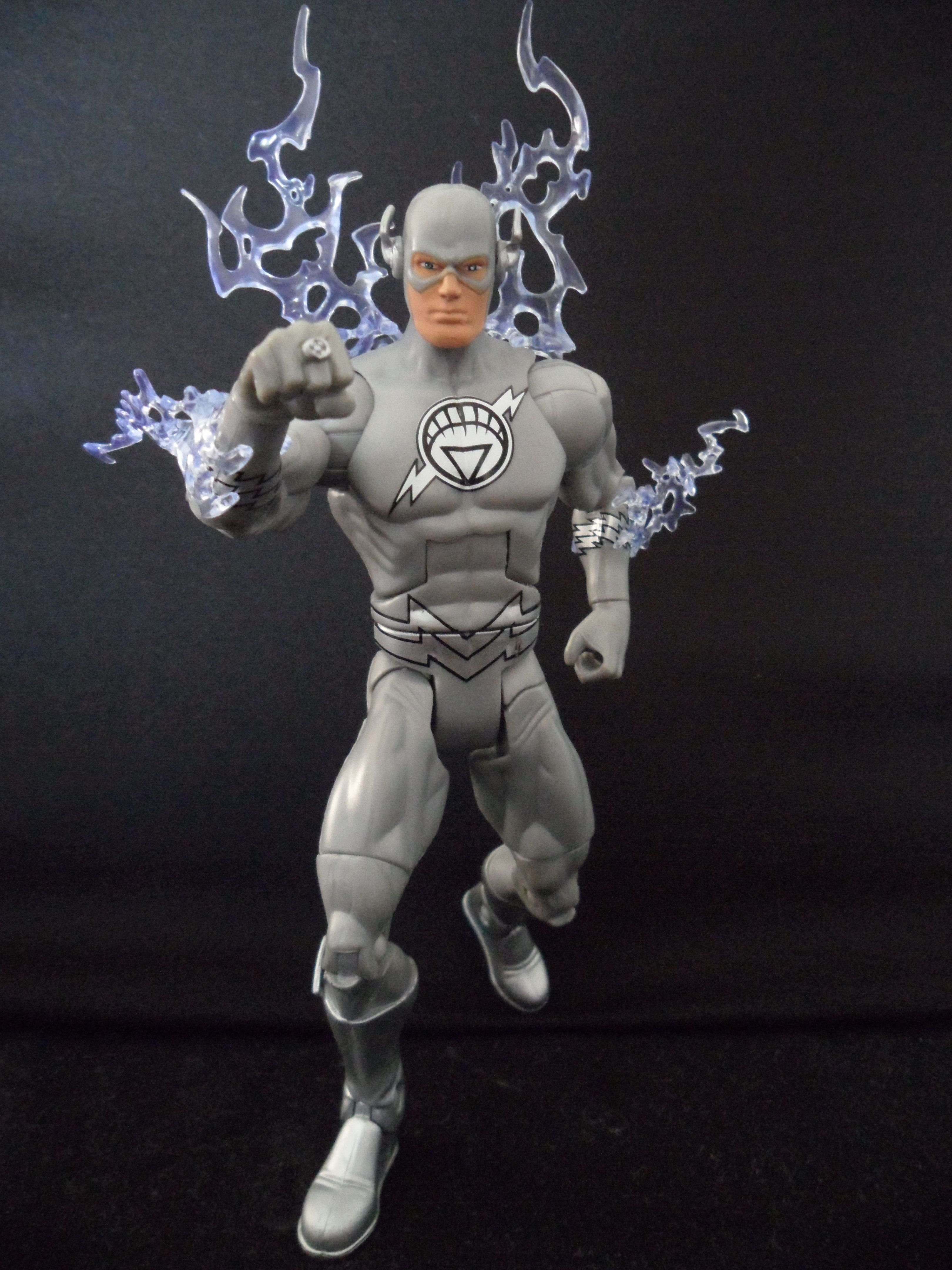 DC Universe Classics White Lantern The Flash