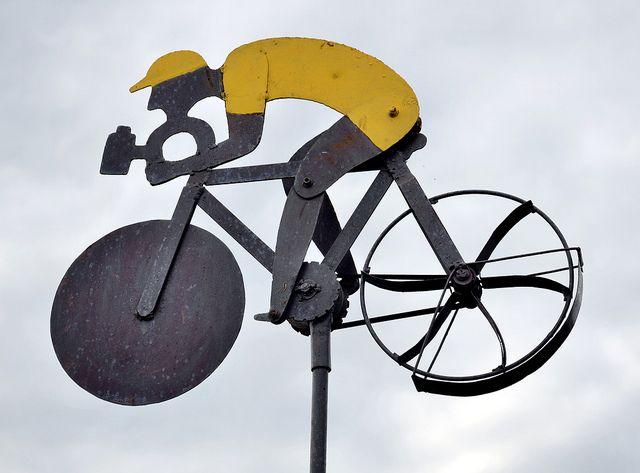 Centenaire Du Tour De France Philippe Bretelle France