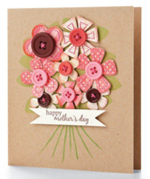 Mother Day Greeting Card Design Handmade Greeting Cards For Mother