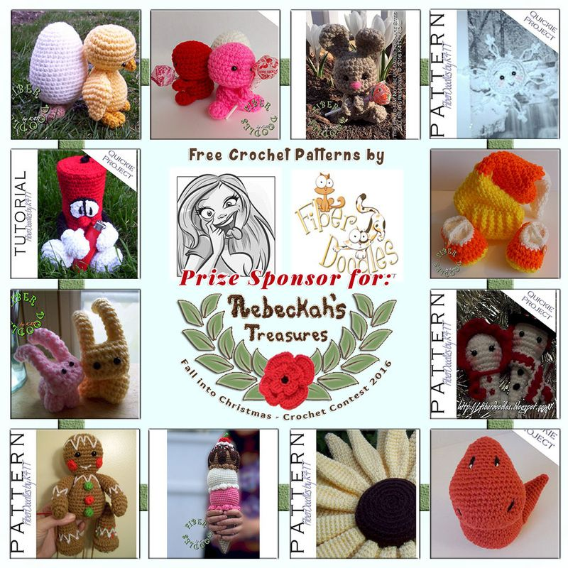 Free Crochet Patterns By K4tt To Enjoy Now Featured At Fiber