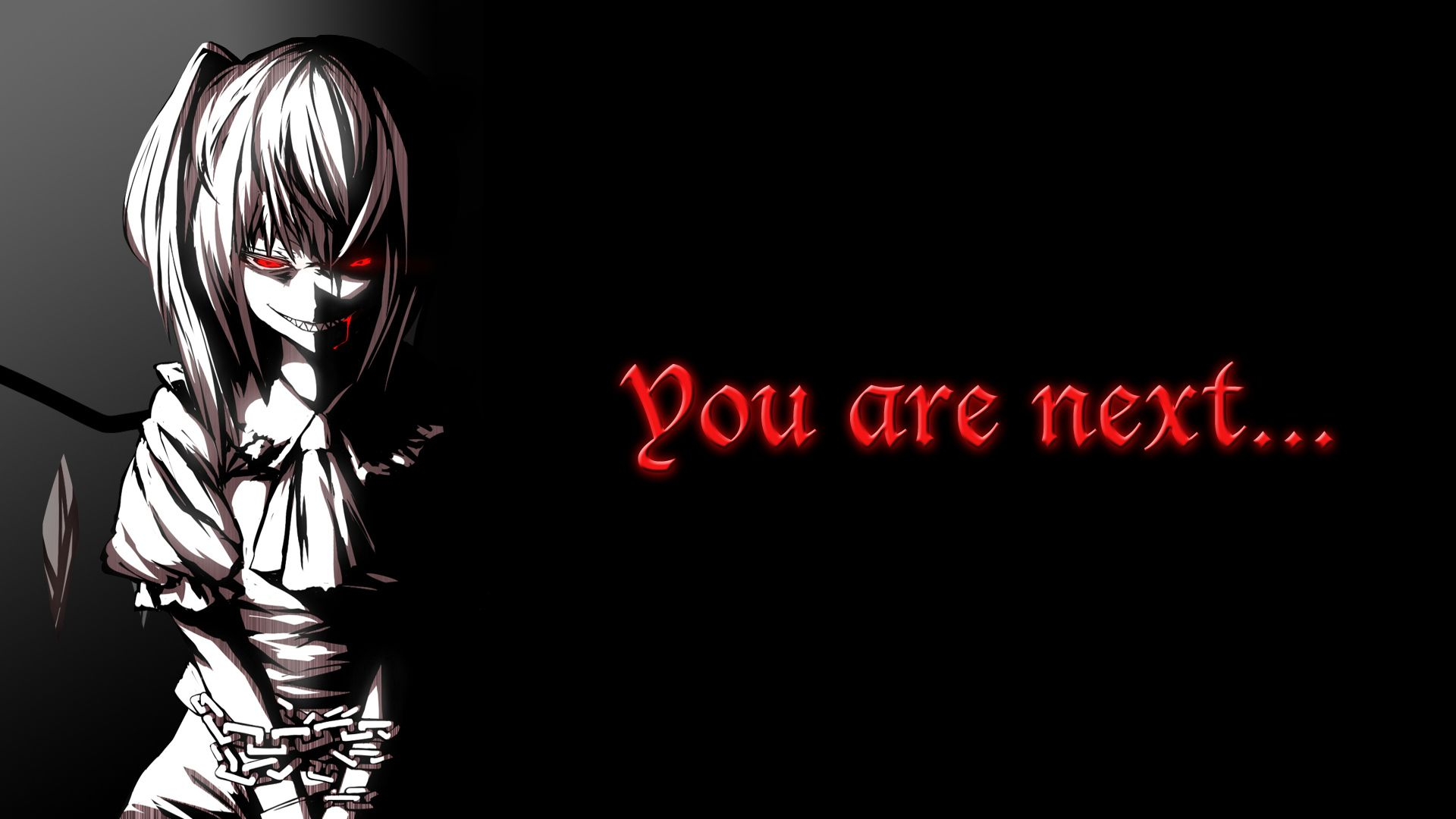 Xoxo! ;) ) D Evil anime, Evil background, Dark evil