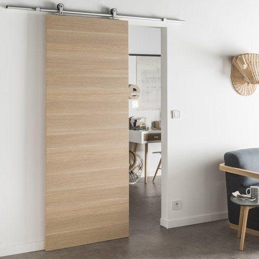 porte coulissante m dium mdf rev tue madrid 2 artens h. Black Bedroom Furniture Sets. Home Design Ideas