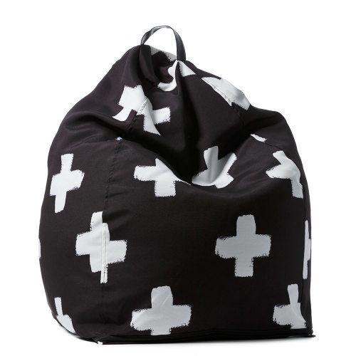 Prime Adairs Kids Printed Bean Bag Cover Crosses Kids Room Kids Machost Co Dining Chair Design Ideas Machostcouk