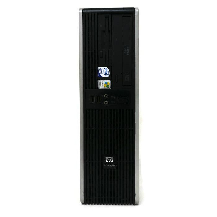 HP COMPAQ DC5700 SMALL FORM FACTOR SFF DESKTOP PC COMPUTER (USED ...