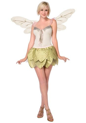 Womenu0027s Halloween Costumes - Fairy Princess renée?? this makes me want to make a skirt out of leaves  sc 1 st  Pinterest & http://images.halloweencostumes.co.uk/products/5091/1-2/sexy-fairy ...