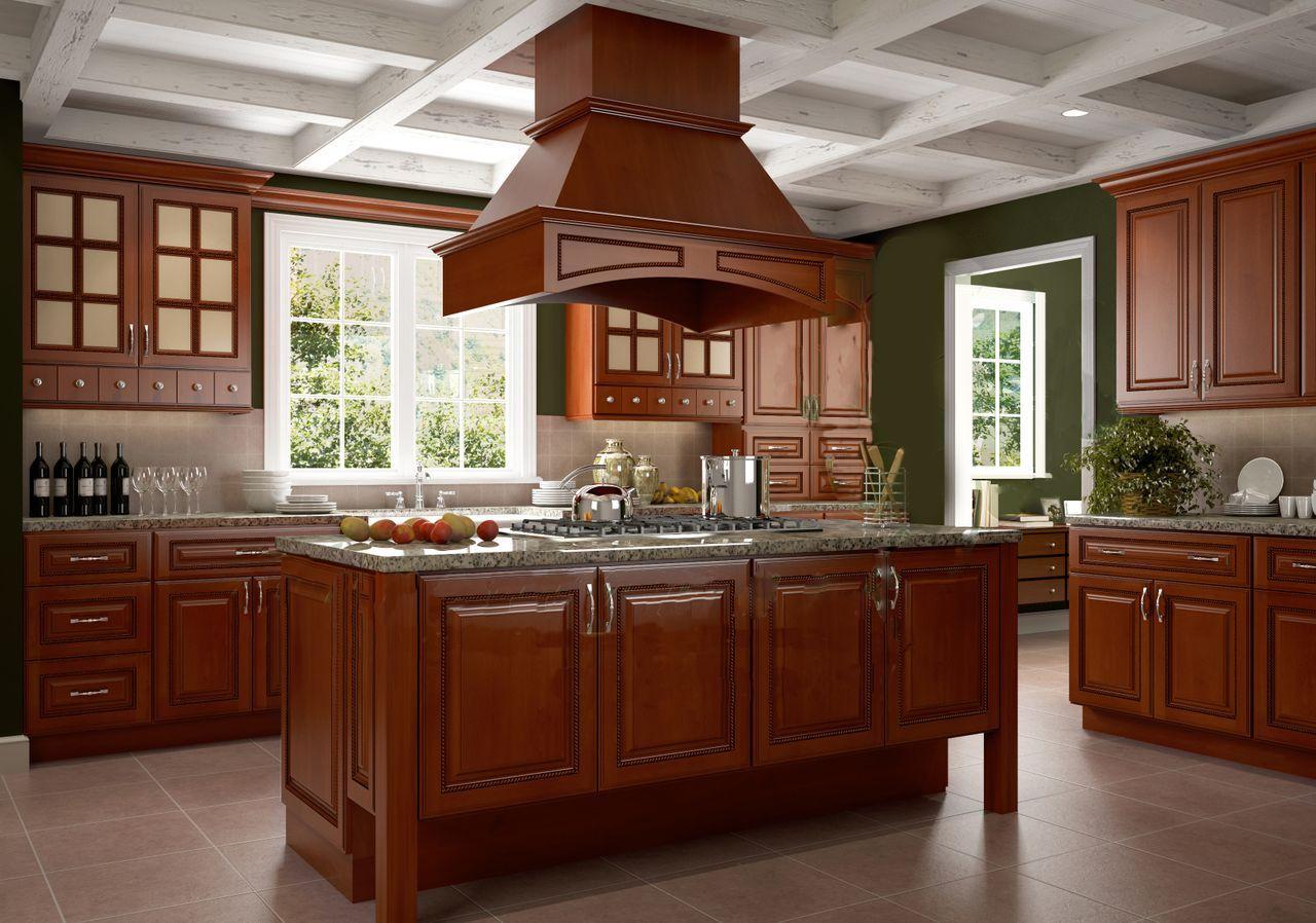 Nutmeg Twist Kitchen Cabinets Solid Wood Kitchen Cabinets Online Kitchen Cabinets Assembled Kitchen Cabinets