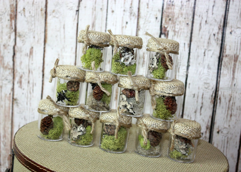 13 For Kris G Wedding Favors Rustic Wedding Favors Seedlings Rustic