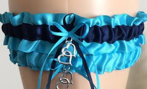Image result for turquoise and navy wedding