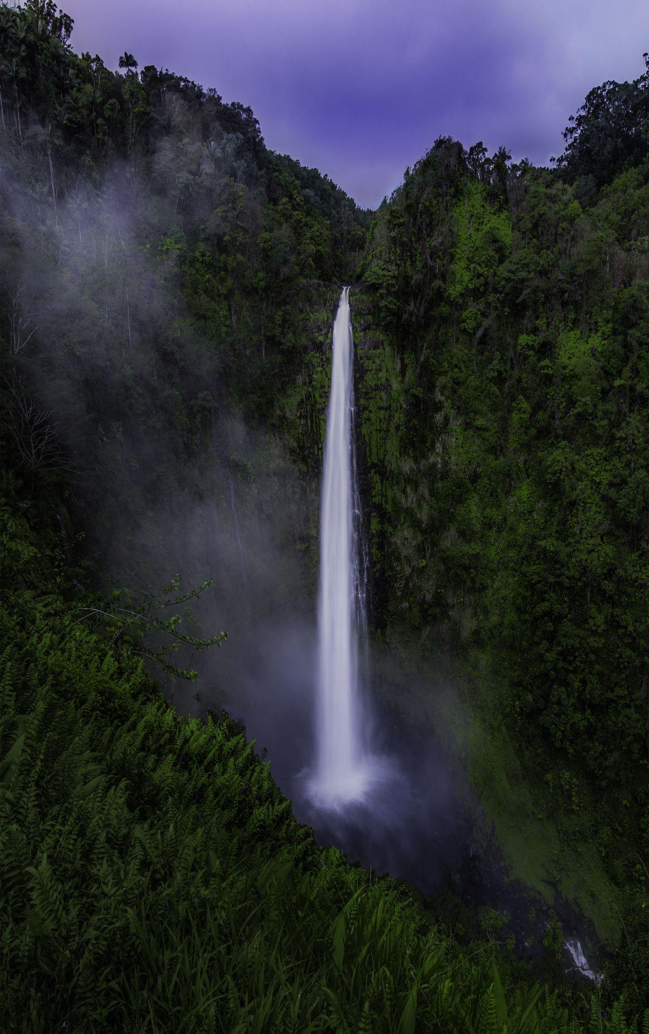Akaka Falls by Lou Lu on 500px