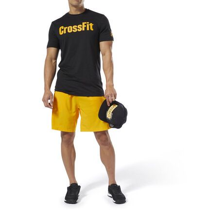 Reebok CrossFit Speedwick F.E.F. Graphic T Shirt Purple