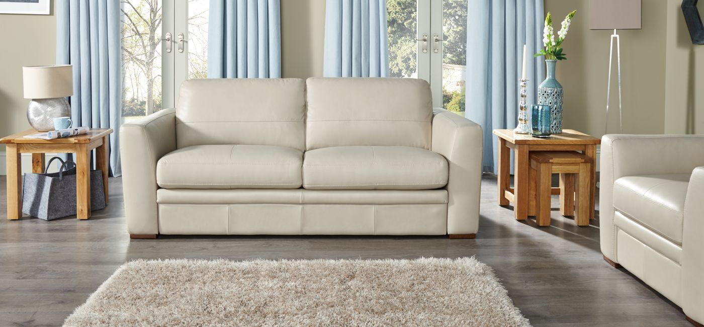 Scs Italian Leather Sofa Bed | www.resnooze.com
